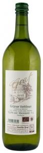 GRAF – Vin alb BIO Gruner Veltliner, 1 L