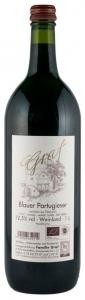 GRAF – Vin rosu BIO Blauer Portugieser, 1 L