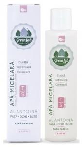Green Lab - Apa micelara pentru ten sensibil, 150ml