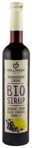 Hollinger – Sirop BIO din coacaze negre cu lamaie, 0,5 L