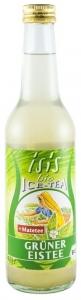 Suc carbogazos BIO din ceai verde, 0,33L