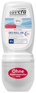Deodorant Roll-on pentru piele sensibila sau iritata, 50 ml
