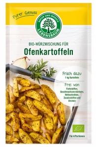 Amestec BIO de condimente pentru cartofi wedges, 15g