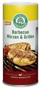 Amestec de condimente BIO pentru gratar si grill, 125g