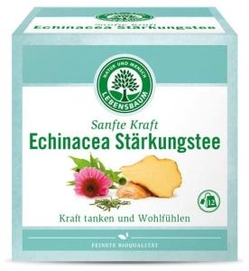 Ceai bio fortifiant cu echinacea, 12 plicuri x 2g, 24g