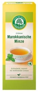 Ceai bio marocan cu menta, 20 plicuri x 2g, 40g