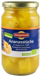 Ananas bucati in suc propriu, 350 g