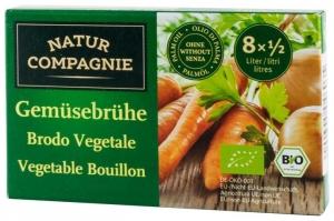 Supa bio de legume, 8 cuburi