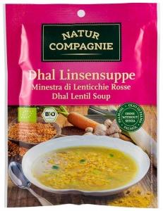 Supa crema BIO de Linte si Legume 60 gr