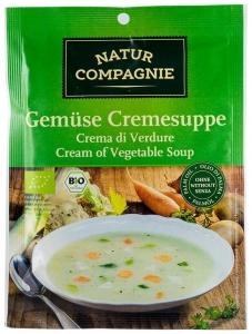 Supa crema de legume, bio, 43g