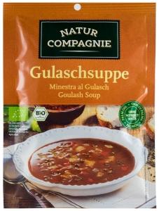 Supa de gulas, bio, 57g