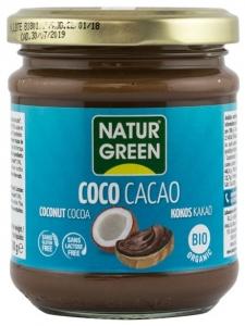 PASTA BIO DE COCOS CU CACAO, 200G