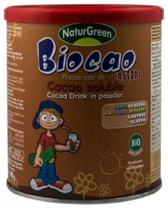 Biocao, pudra BIO de cacao instant, 400g