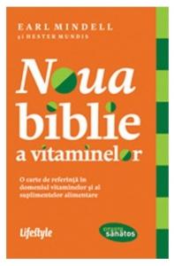 Noua biblie a vitaminelor, Earl Mindell
