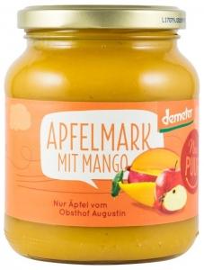 Nur Puur - Piure bio de mere cu mango, 360g