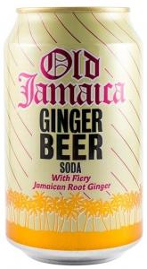 OLD JAMAICA - Bere cu ghimbir jamaican fara alcool, 330 ml