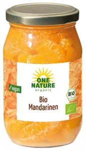 Mandarine compot, bio, 350 g