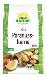 ONE NATURE – Nuci de Brazilia bio, 100 g