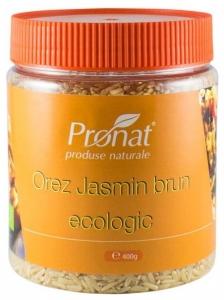 Orez Jasmin brun Bio, 400 g