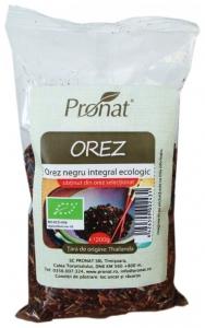 Orez negru integral Bio, 200 g