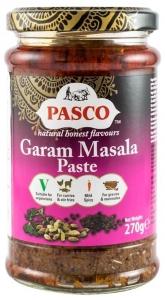 PASCO – Garam Masala pasta, 270 g