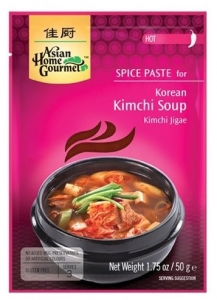Pasta condimentata pentru supa coreana Kimchi, 50 g