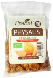 Physalis BIO - Agrisele incasilor, 100 g.
