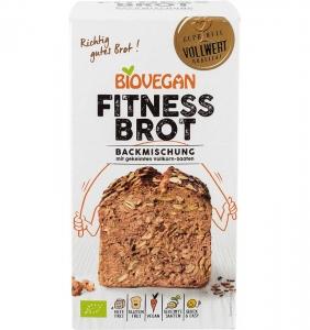 Premix bio pentru paine Fitness, fara gluten, 330g