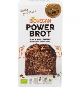 Premix bio pentru paine Power, fara gluten, 350g