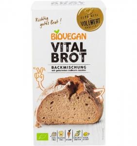 Premix bio pentru paine Vital, fara gluten, 315g