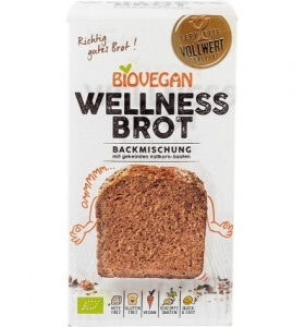 Premix bio pentru paine Wellness, fara gluten, 320g