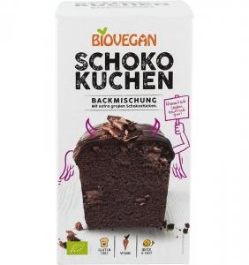 Premix bio pentru prajitura cu ciocolata, 380g