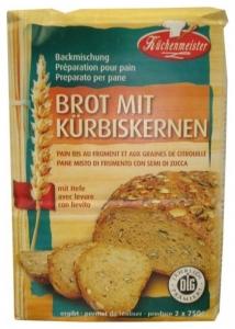 Premix pentru paine cu seminte de dovleac
