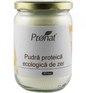 Pudra proteica de zer Bio, 300 g