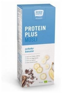 Rosen Garten - Musli Bio Proteine cu cacao si banane, 350g