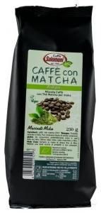 Salomoni - Cafea BIO cu ceai Matcha 250gr