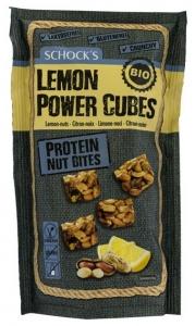 Cubulete bio crocante Lemon Power, 90g