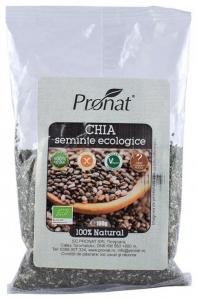 Seminte de Chia bio, 100 g