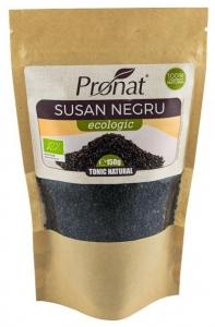 Seminte de susan negru Bio,  150 g