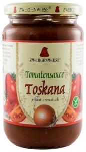 Sos BIO de rosii Toskana, 340 g