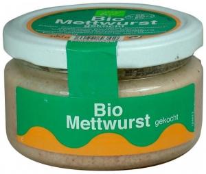 Specialitate BIO din carne de porc cu condimente, 160g