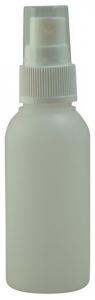 Sticla plastic cu pulverizator, 50ml