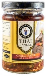 THAI DANCER – Pasta de chilli cu busuioc indian, 200 g