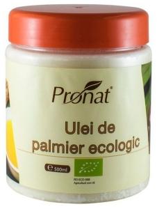 Ulei de palmier Bio, 500 ml