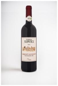 Vin BIO Cabernet Sauvignion,  375 ml