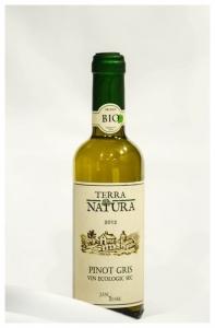 Vin BIO Pinot Gris 375 ml