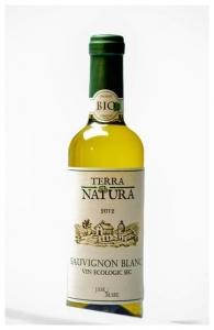 Vin BIO Sauvignion Blanc, 375 ml