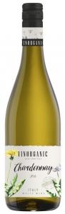 Vinorganic – Vin alb bio Chardonnay 13% vol, 75 cl