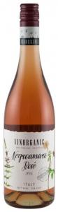 VINORGANIC -  Vin BIO Negroamaro Rose 11.5% vol, 750 ml