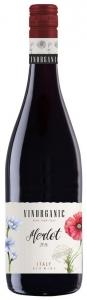 Vinorganic – Vin rosu bio Merlot 13,5% vol, 75 cl